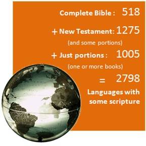 bible translation stats