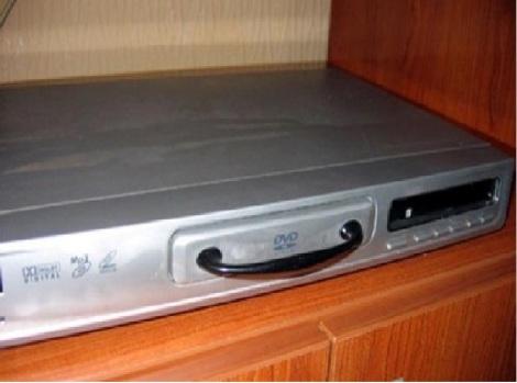 dvd handle