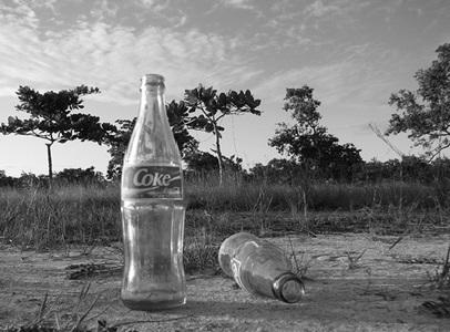 coke bottle of blame