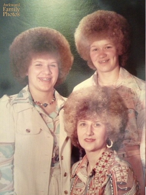 afro family