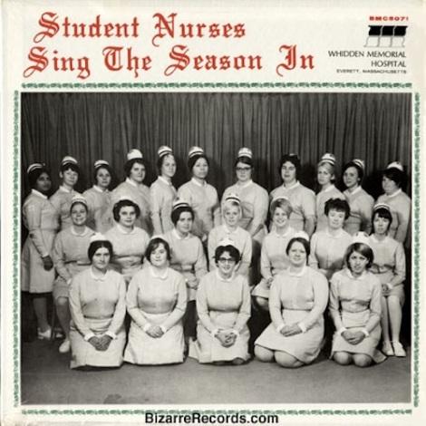 student nurse christmas