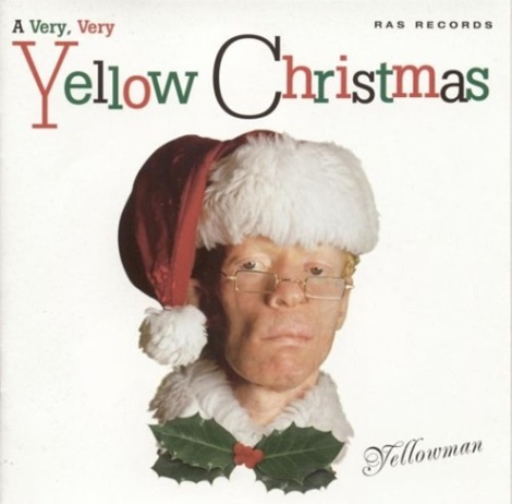 yellow christmas