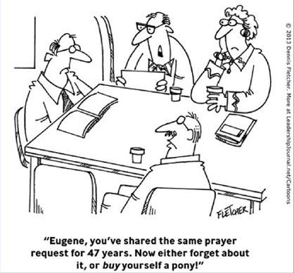 prayer cartoon